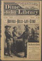 Buffalo Bill's life-stake, or, The pledged three