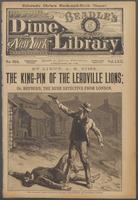 king-pin of the Leadville Lions, or, Hepburn, the dude detective from London