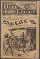 Buffalo Bill's red trail, or, The road-rider renegade's run-down