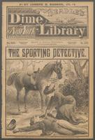 sporting detective, or, Jockey Jap's double-cross