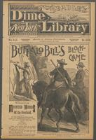Buffalo Bill's block-game, or, Rounding-up the mounted miners of the Overland