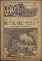 steel mask, or, Mystery of the Flying Cloud