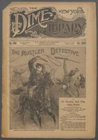 rustler detective, or, The bounding buck from Buffalo Wallow