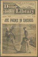 Joe Phenix in Chicago, or, The serio-comic detective