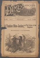 yankee blue-jacket, or, The cruise of the Ringdove