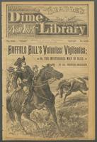 Buffalo Bill's volunteer vigilantes, or, The mysterious man in blue