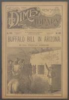 Buffalo Bill in Arizona, or, Buckskin Sam's shadow trail