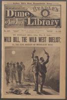 Wild Bill, the Wild West duelist, or, The girl mascot of Moonlight Mine