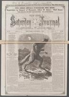 New York Saturday journal vol. 4, no. 190 supplement