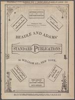 Beadle and Adams' standard publications
