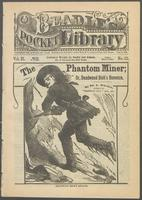 phantom miner, or, Deadwood Dick's bonanza