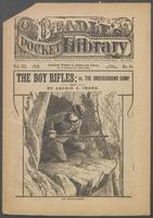 The boy rifles, or, The underground camp : a romance of the Red River of the North