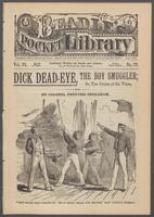 Dick Dead-Eye, the boy smuggler, or, The cruise of the Vixen