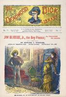 Jim Bludsoe, Jr., the boy Phenix, or, Through to death