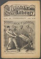 Nobby Nick of Nevada, or, The scamps of the Sierras