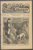 Jimtown sport, or, Gypsy Jack in Colorado