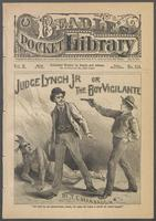 Judge Lynch, Jr., or, The boy vigilante