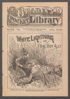 White Lightning, or, The boy ally