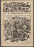 Dainty Lance, the boy sport, or, The bank-breakers' decoy duck