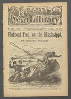"Flatboat Fred on the Mississippi, or, The voyage of the ""Experiment"""