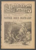 Panther Dick's death-leap, or, Hurricane Kit and his pard