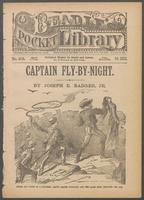 Captain Fly-By-Night, the Colorado king-pin, or, The cowboys on the war-path