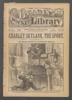 Charley Skylark, the sport
