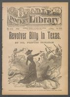 Revolver Billy in Texas, or, The Lone Star State rangers