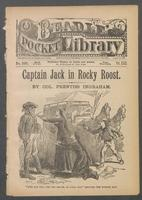 Captain Jack in Rocky Roost, or, The border boy (John W. Crawford)