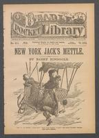 New York Jack's mettle, or, Old Traps and his chums