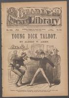 Young Dick Talbot, or, A boy's rough and tumble fight from New York to California
