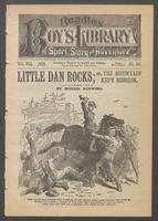Little Dan Rocks, or, The mountain kid's mission