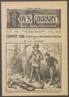Trapper Tom, the wood imp, or, Old Tomahawk's scalp-hunt