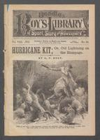 Hurricane Kit, or, Old Lightning on the rampage