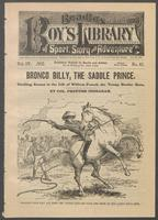 Bronco Billy, the saddle prince