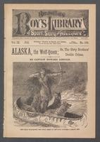 Alaska, the wolf-queen, or, The Girty Brothers' double crime