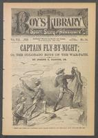Captain Fly-By-Night, or, The Colorado boys on the war-path