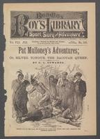 Pat Mulloney's adventures, or, Silver Tongue, the Dacotah queen