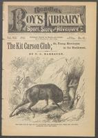 Kit Carson Club, or, Young Hawkeyes in the Northwest