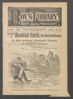 Exploits of Hezekiah Smith, the backwoodsman, or, Mad Anthony's Kentucky Rangers