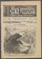 young trail hunters, or, New York boys in grizzly land