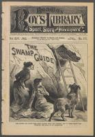 swamp guide, or, Canebrake Mose and his dog