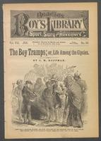 boy tramps, or, Life among the gipsies