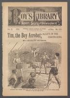 Tim, the boy acrobat, or, Life in the circus ring