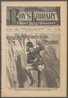 Rocky Mountain Burt, or, Harry, the furrier's son
