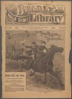 Butterfly Billy, the pony rider detective, or, Buffalo Bill's boy pard