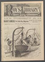 Harry Somers, the sailor-boy magician, or, The old bo'sen's strange land cruise