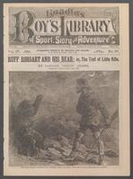 Ruff Robsart and his bear, or, The trail of Little Rifle