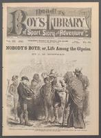 Nobody's boys, or, Life among the gipsies