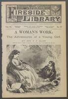 woman's work, or, The adventures of a young girl